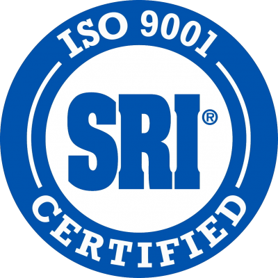 Certified quality: ISO 9001:2015 – ANSI/ISO/ASQ Q9001-9001-2015
